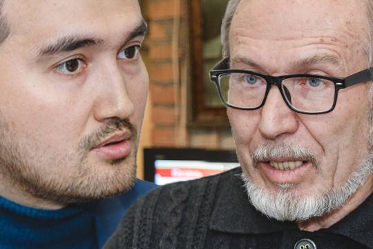 Дамир Исхаков: «Нам важно понять, чем был Татарстан для татар»