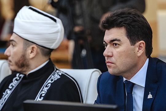 Рустам Батыр: «ВБолгарской академии прошли смотрины нового ректора»