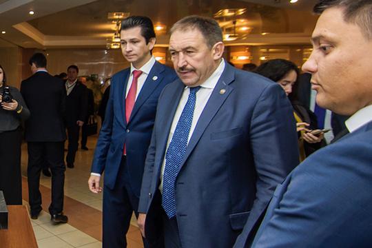 Управление ОЭЗ «Иннополис» было передано под управление министерству экономики РТФарида Абдулганиева. Соответствующее постановление накануне подписал премьер-министр РТАлексей Песошин