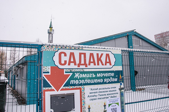 Причины нехватки средств настроительство втевремена Алтынбаев объясняет последствиями пожара наКАМАЗе: «Сначала были энтузиасты.Потом потихоньку они отпали»
