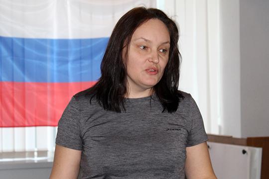Татьяна Чреватая говорила о том, что введение родного языка не устраивает ни русских, ни татар, что ни тех, ни других не слышат ни в Москве, ни в Татарстане