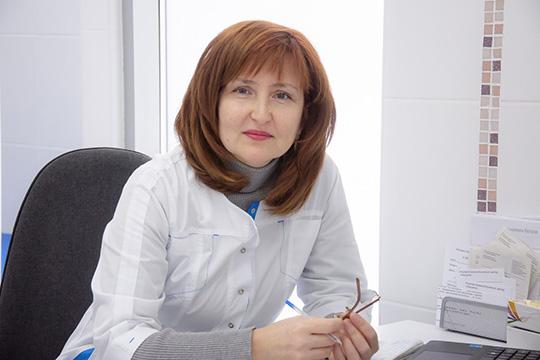 Фарида Сахапова: «Главной нашей задачей является нетолько решить проблему, отсутствия беременности, ноисделать так, чтобы ребенок родился здоровым! Это стоит того!»