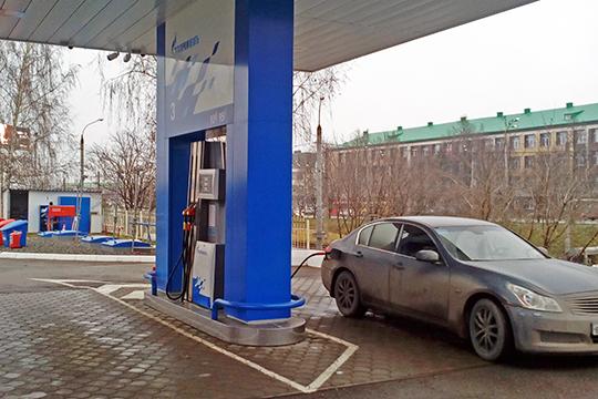 «Газпром нефть» сегодня официально объявила об открытии в Татарстане первых АЗС