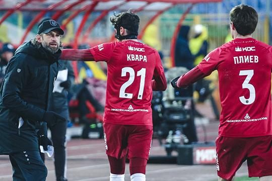 Почему «Рубин» сыграл с«Зенитом» впять защитников ивчем казанцы были лучше чемпионов?