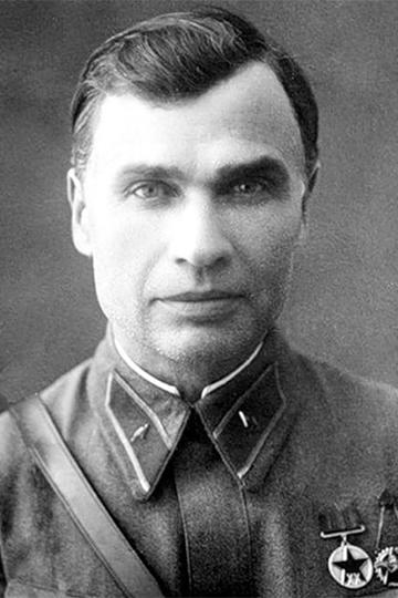 Михаил Петрович Кирпонос