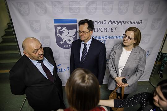 Светлана Михеева также отметила, что автогигант считает Набережночелнинский институт КФУ центром образования инауки города, иуверена, что вуз будет идальше уверенно развиваться