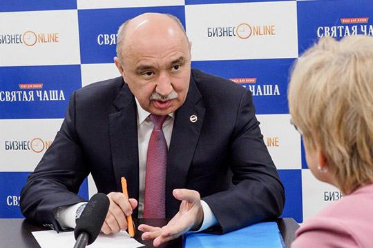 Ильшат Гафуров:«Мы становимся предпринимательским университетом, такой формат в мире тоже существует»
