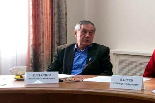 Анатолий Елдашев: «Когда у Казани не было денег — ее историческая часть сохранялась. Пришли деньги — и все это смахнули, в исторической части один новодел»