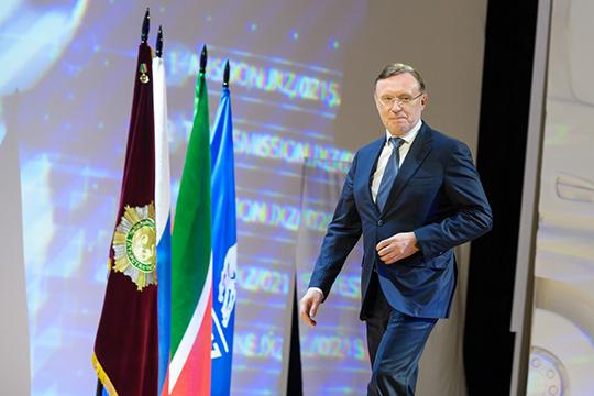 Сергей Когогин: «Сегодня с гордостью докладываю: дело наше живет и развивается! КАМАЗ уверенно смотрит за горизонт, отвечая вызовам современности»
