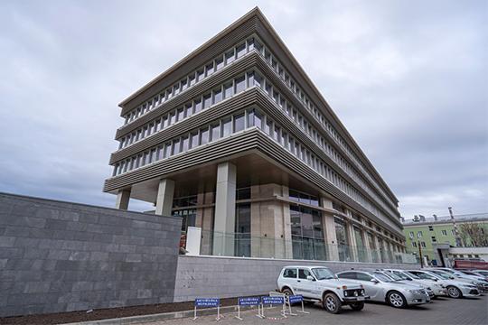 Спрос на качественные офисные площади в Казани будет частично удовлетворен. Сдается бизнес-центр на Спартаковской (Urban Business Center)