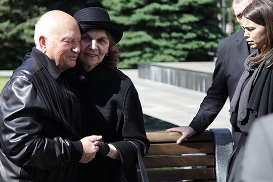 С вдовой Фикрята Табеева