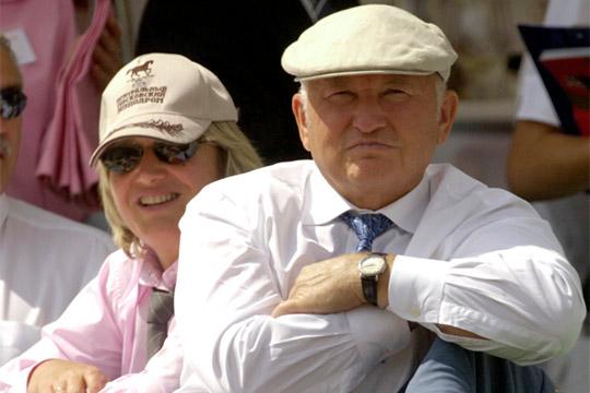 Сегодня на84-м году скончался Юрий Лужков(на фото с супругой Еленой Батуриной. 2006 год)