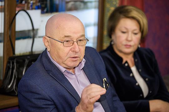 Виктор Разинков: «Всегда стоимость бумаг на рынке определяет состояние предприятия. Если возьмем ту же Татнефть, 10 лет назад их акции стоили в пределах 100-120 рублей за штуку. Сейчас — 740-760 рублей»