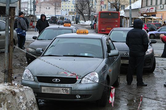 Сегодня в Татарстане 6645 автомобилей зарегистрированы как такси, а многие перевозчики (то есть агрегаторы) используют для работы «колл-центры»