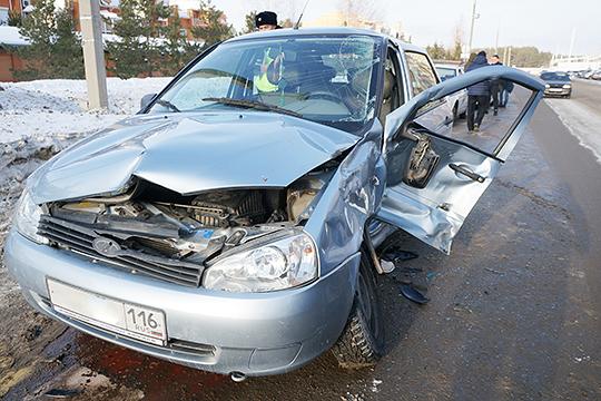 Президент Татарстана добавил, что одной из основных причин ДТП сейчас все же является недостаточное инженерное оборудование дорог