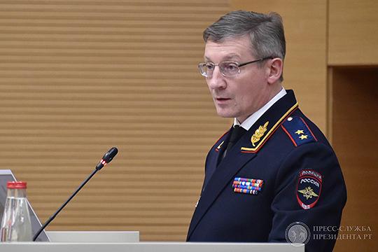 По данным, приведенным министром внутренних дел по РТ Артемом Хохориным, за последние 7 лет число погибших в ДТП в республике сократилось в два раза — это один из самых высоких показателей в России и ПФО
