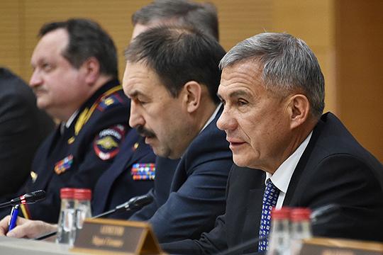 Президент республики призвал министра Хохорина принимать кадровые решения, если его подчиненные не справляются
