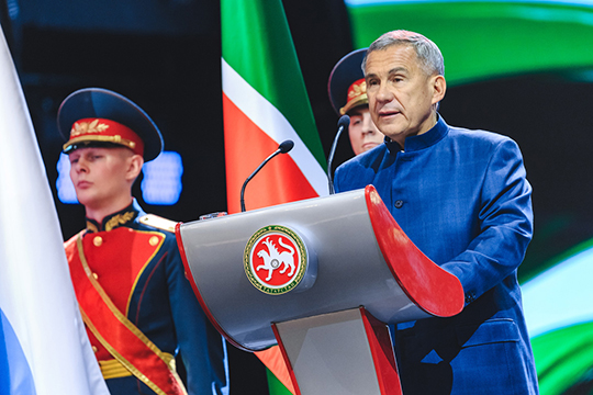 Рустам Минниханов: «Трагическая участь постигла всех первых руководителей ТАССР и многих деятелей культуры»
