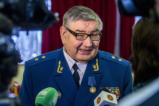 Кафиль Амиров служил прокурором Республики Татарстан с 2000 по 2013 годы
