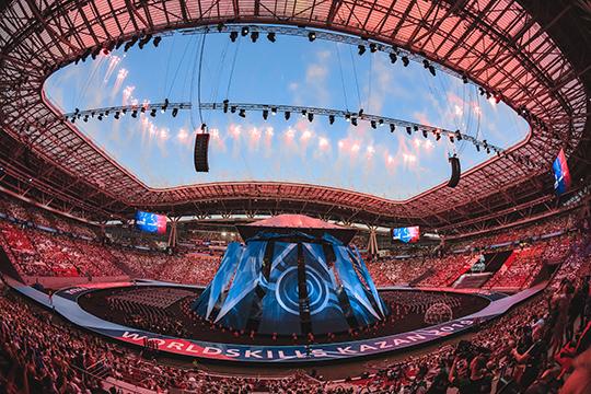 Летом прошлого года только за время церемонии открытия и закрытия мирового чемпионата рабочих профессий WorldSkills было пресечено 15 случаев полетов вокруг стадиона «Казань Арена» и пять — над самим стадионом