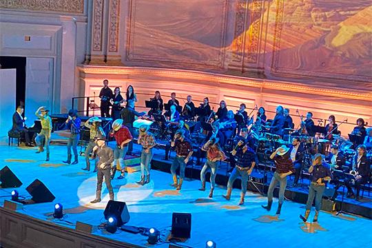 Судя по всему, нью-йоркский концерт «Yзгәреш җиле» самым непосредственным образом повлиял на будущее этого проекта