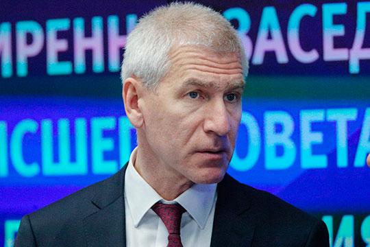 Ультиматум Матыцина: новый министр спорта поставил легкую атлетику вне закона