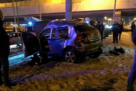 Громкое ДТП с двумя погибшими произошло накануне