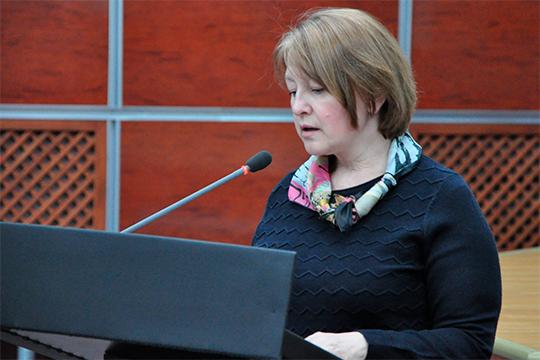 По данным источников нашей газеты, в отношении Назии Зариповой (на фото) возбуждено дело о получении взятки (статья 290 УК РФ)