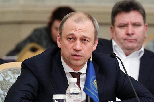 По словам Михаила Дралина, было бы целесообразно расширить конкуренцию среди банков, допустив в том числе региональные для кредитования строительной сферы