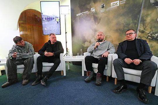 Казань станет одним из мест съемок фильма Тимура Бекамбетова о подвиге Михаила Девятаева с рабочим названием «Фау-2: Побег из ада»