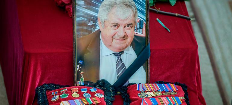 Леонид Штейнберг