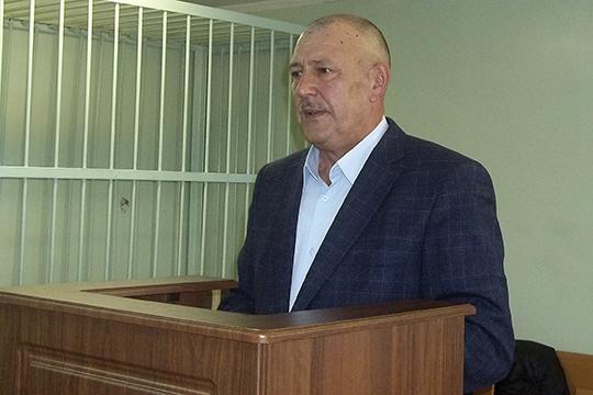 Василь Хазеев: «На моих визах никаких условных знаков не было»