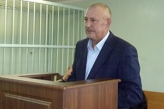 Василь Хазеев: «Судьбу данного заявления я не отслеживал. И о том, что участок был выделен, я узнал только после возбуждения уголовного дела»