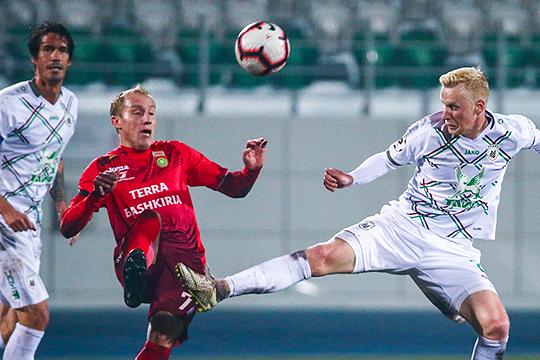 «Рубин» не проигрывает: Бердыева не надломил бан УЕФА