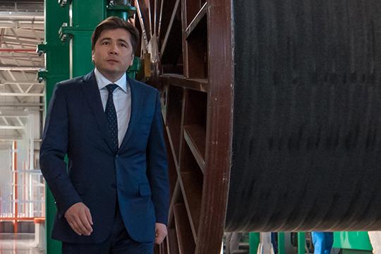 Две недели назад Дорогомиловский районный суд Москвы отправил вследственный изолятор председателя совета директоров ГК«Инвэнт» Эльбека Сафаева