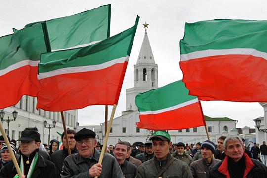 «Надо помнить: это несоветский подарок, аотвоеванное государственное образование татар»