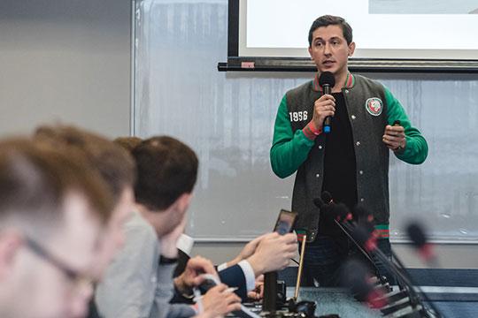 Станислав Прудников:«Небудем сейчас выяснять, какой самый популярный клуб вРоссии. ВКазани, думаю, «АкБарс»