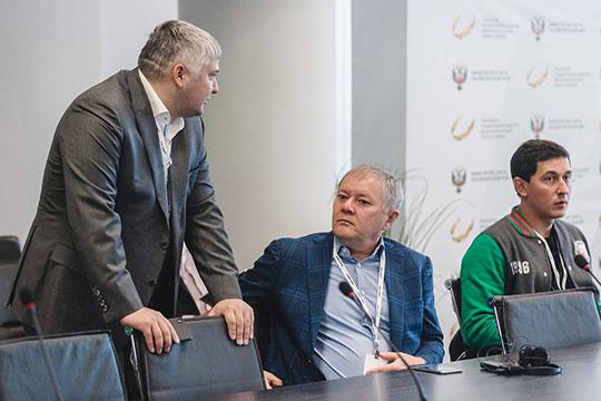 Ильгиз Фахриев: «Это очень знаковое мероприятие для нашего города ивсей республике, учитывая отклик нафорум клубов совсего Татарстана»