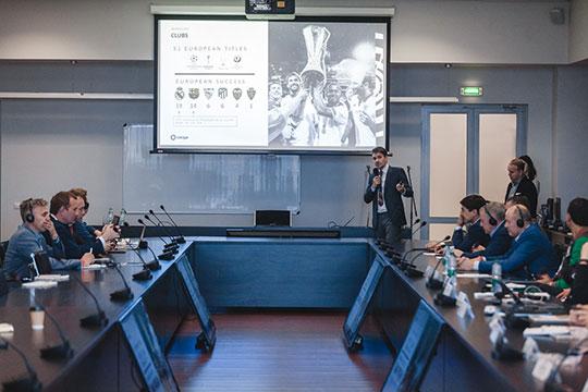 Ежегодный всероссийский спортивный маркетинговый форум Sport Сonnect накануне впервые приехал вКазань— это одно изглавных спортивный событий года для города