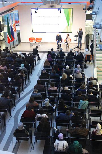 Поитогам конференции была принята резолюция, одним изтребований которой является обязательное преподавание татарского языка вкачестве государственного вреспублике