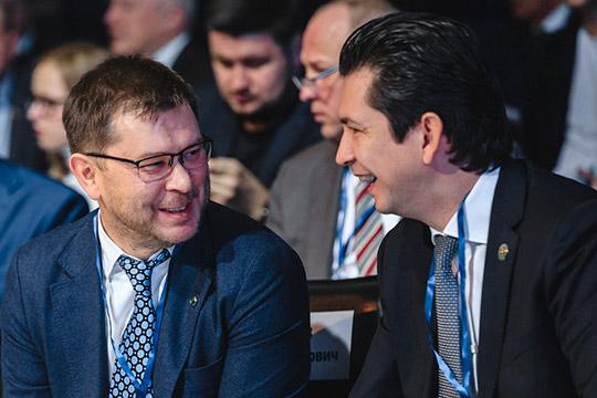 Рушан Сахбиев (справа отФарида Абдулганиева):«Процент одобрения заявок малого бизнеса составляет от40 до60% отихобщего количества взависимости отвида кредитного продукта»