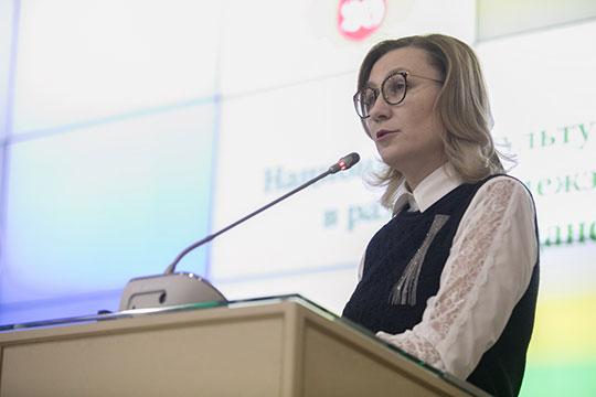 Татьяна Вагина: «Нужно предложить проекты, которые имеют реальный отклик среди людей, которые имеют реальное влияния наобщественно-политическую обстановку»