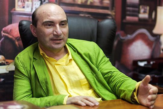 Армандо Диамантэ:«Вот эту линию, которую можно охарактеризовать фразой «Закон един для всех», прокуратура должна продолжать»
