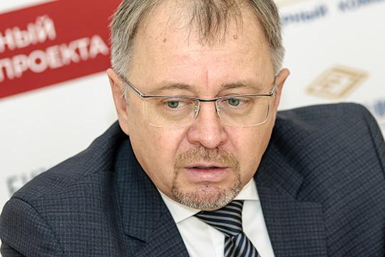 Игорь Крюков:«Янадеюсь, что новый прокурор, как минимум также будет относиться кгородским компаниям, предприятиям. Тоесть непросто поймать инаказать, апопытаться помочь»