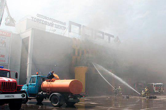 Недостаток пожарных инспекторов мог стать своего рода косвенной причиной пожара вТЦ«Порт» вэтом году