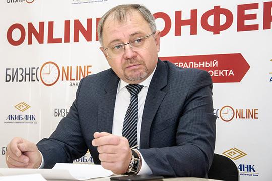 Игорь Крюков:«Спортивная сторона, ксожалению, насегодняшний день напрямую зависит отфинансовой»