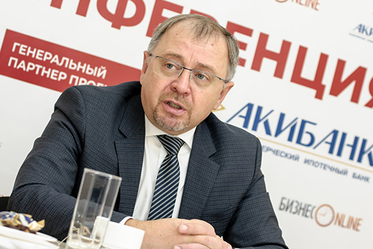 Игорь Крюков, ХК«Челны»: «Наша задача– третье место. Эту задачу поставил имэр»