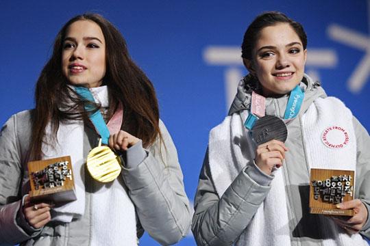 У Татарстана нашелся свой спортивный лидер, им стала фигуристка Алина Загитова (в РФ № 5), а ее напарница Евгения Медведева «пришла» третьей (в РФ 7-й)