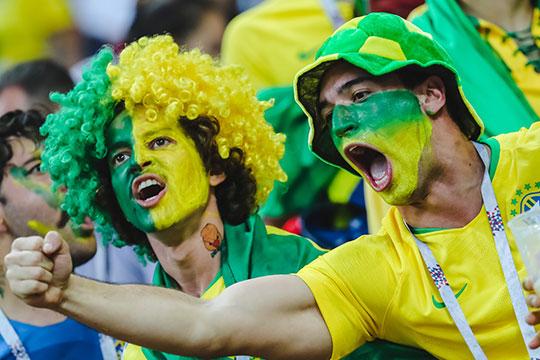 Главным событием года по версии Яндекса стал чемпионат мира по футболу