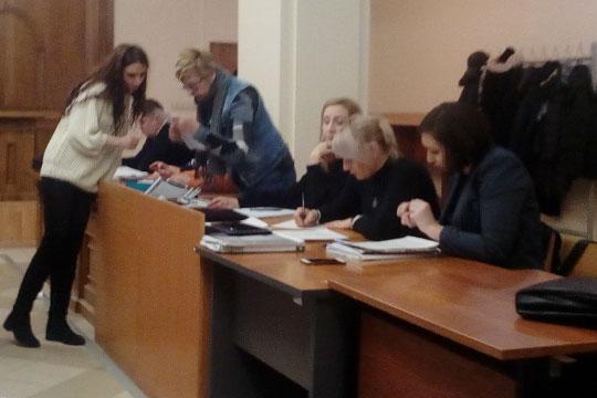 Очередное судебное заседание заседание Кировского районного суда по делу о сгоревшем ТЦ «Адмирал» прошло 14 декабря
